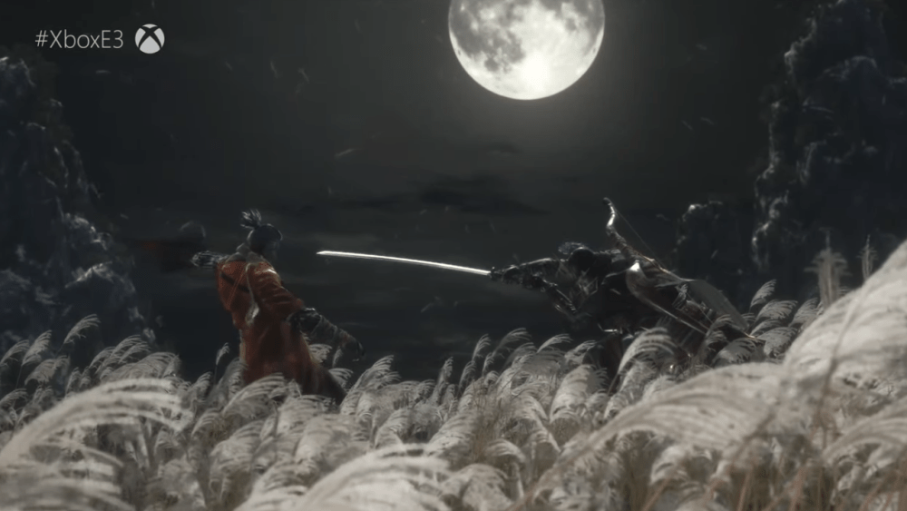E3 2018 - Sekiro: Shadows Die Twice