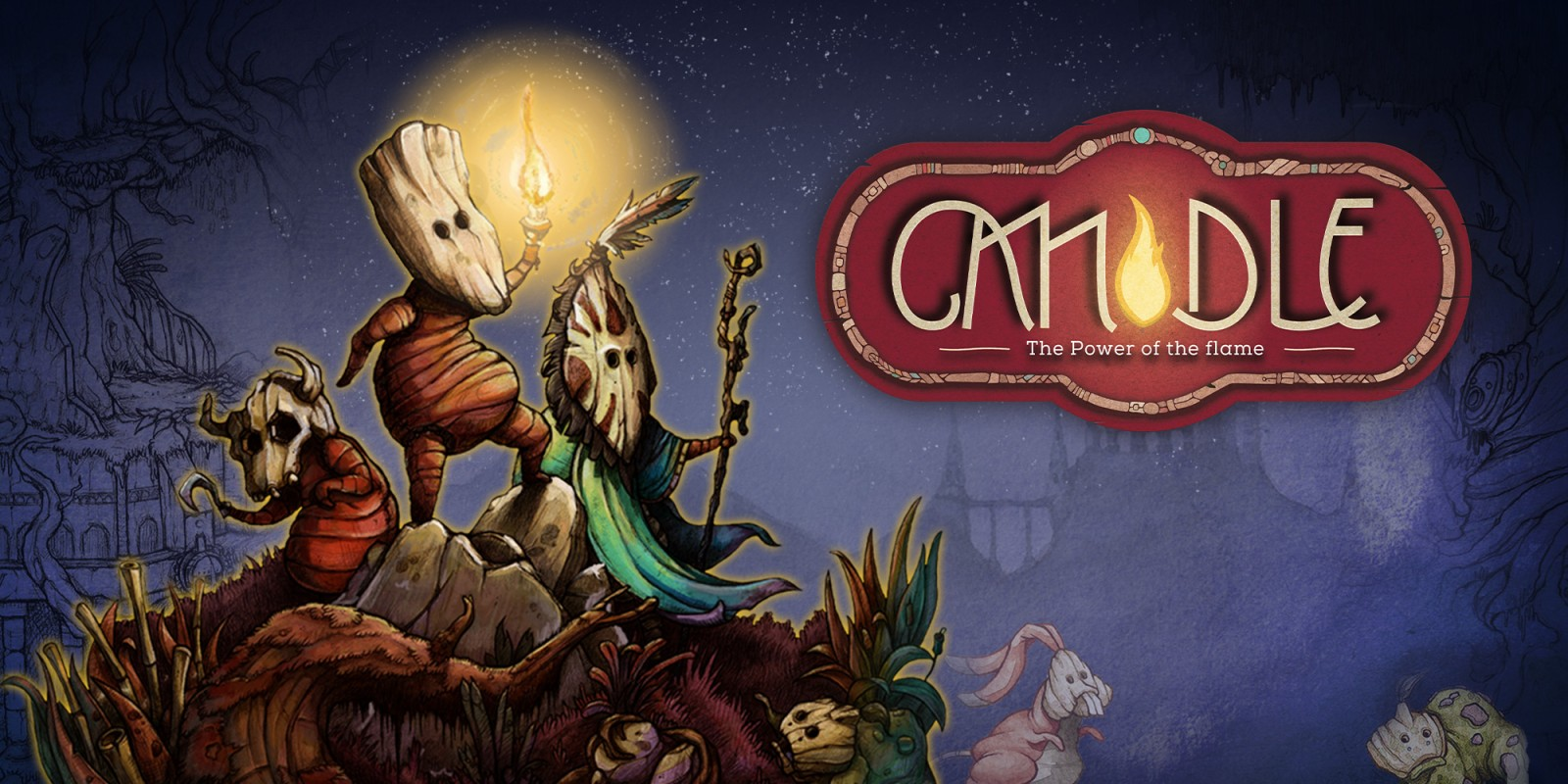 Review - Candle: The Power of the Flame