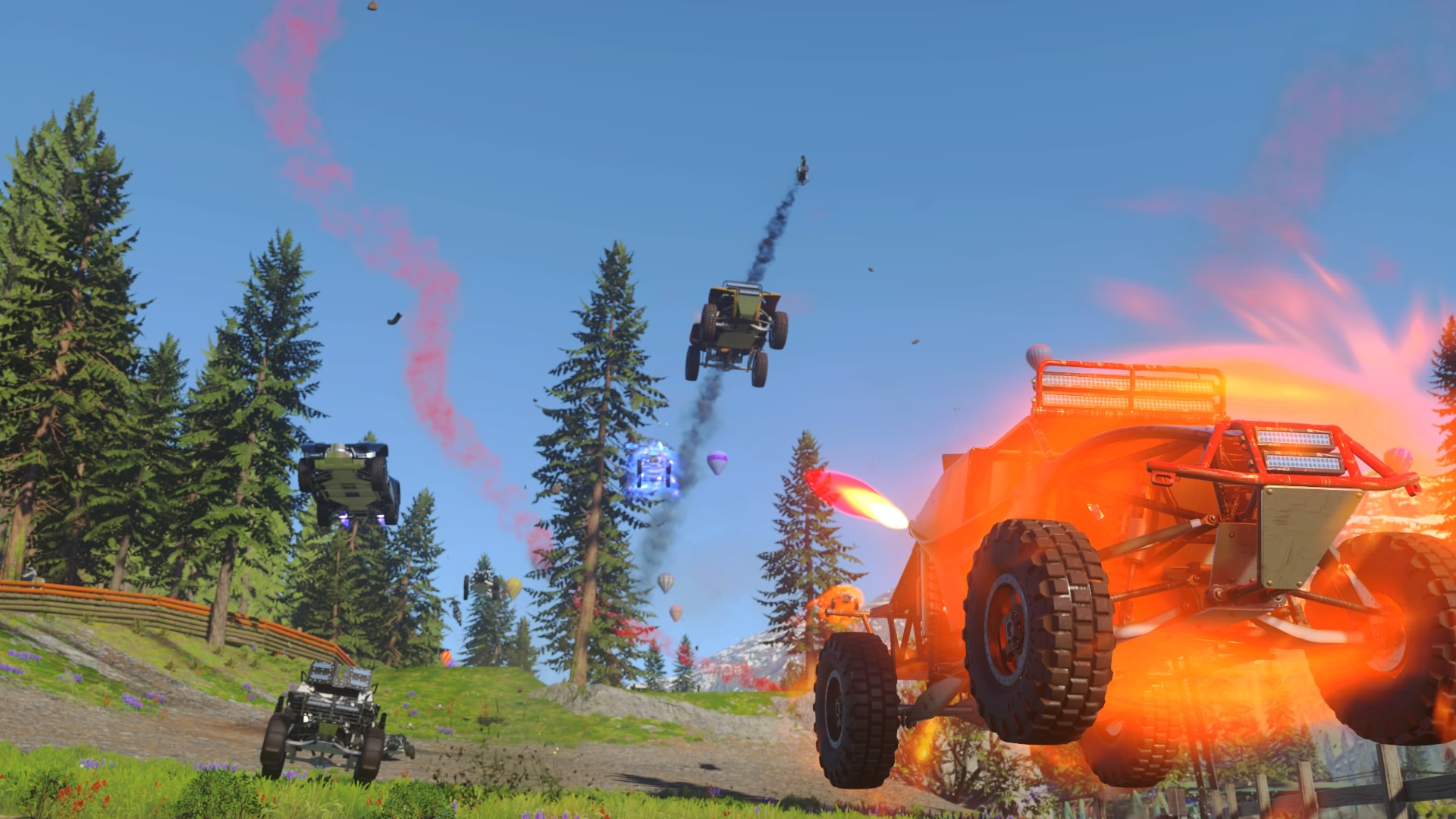 Review - Onrush (PS4)