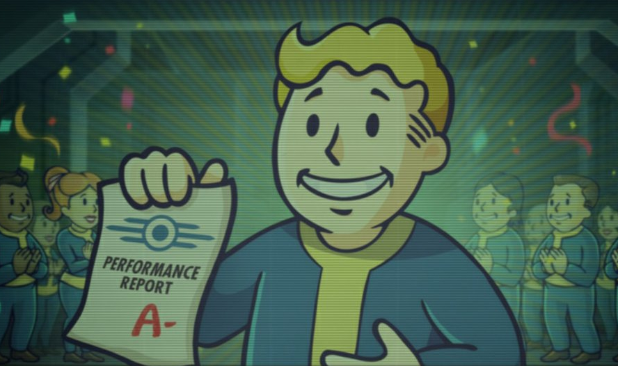 Review - Fallout Shelter (Switch)