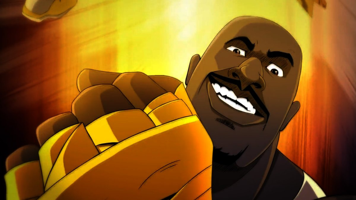 Review - Shaq-Fu: A Legend Reborn (Switch)