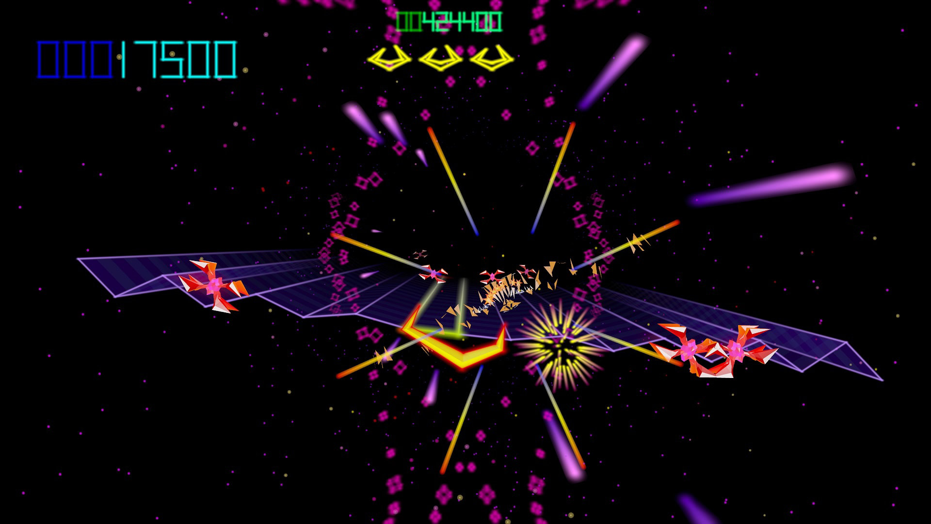 Review - Tempest 4000 (PS4)