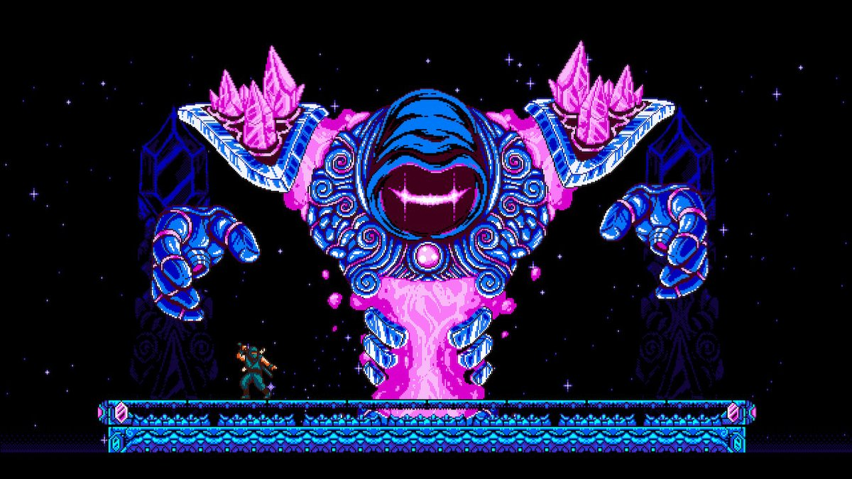 Review - The Messenger (Switch)