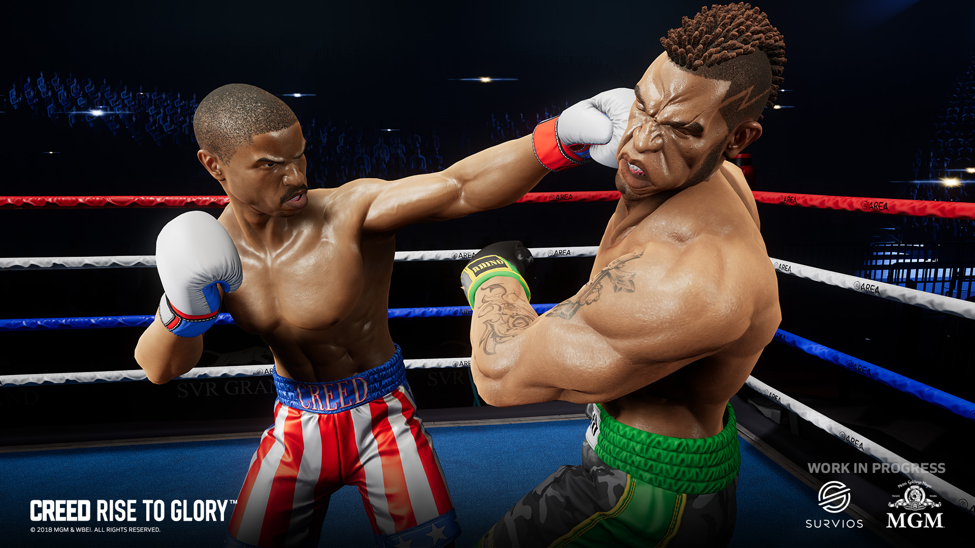 Review - Creed: Rise to Glory (PSVR)