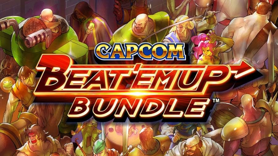 Review - Capcom Beat 'em Up Bundle (PS4)