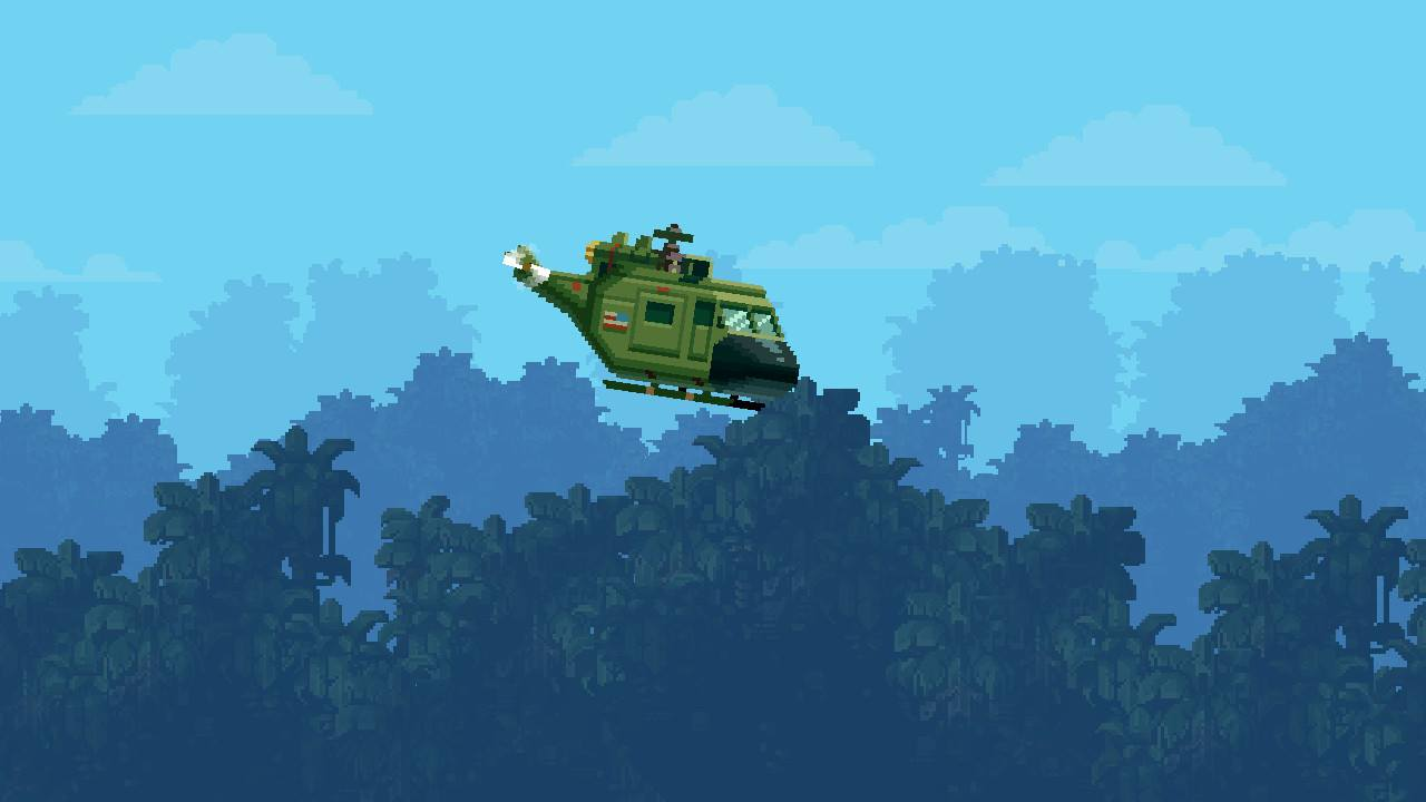Review - Broforce (Switch)