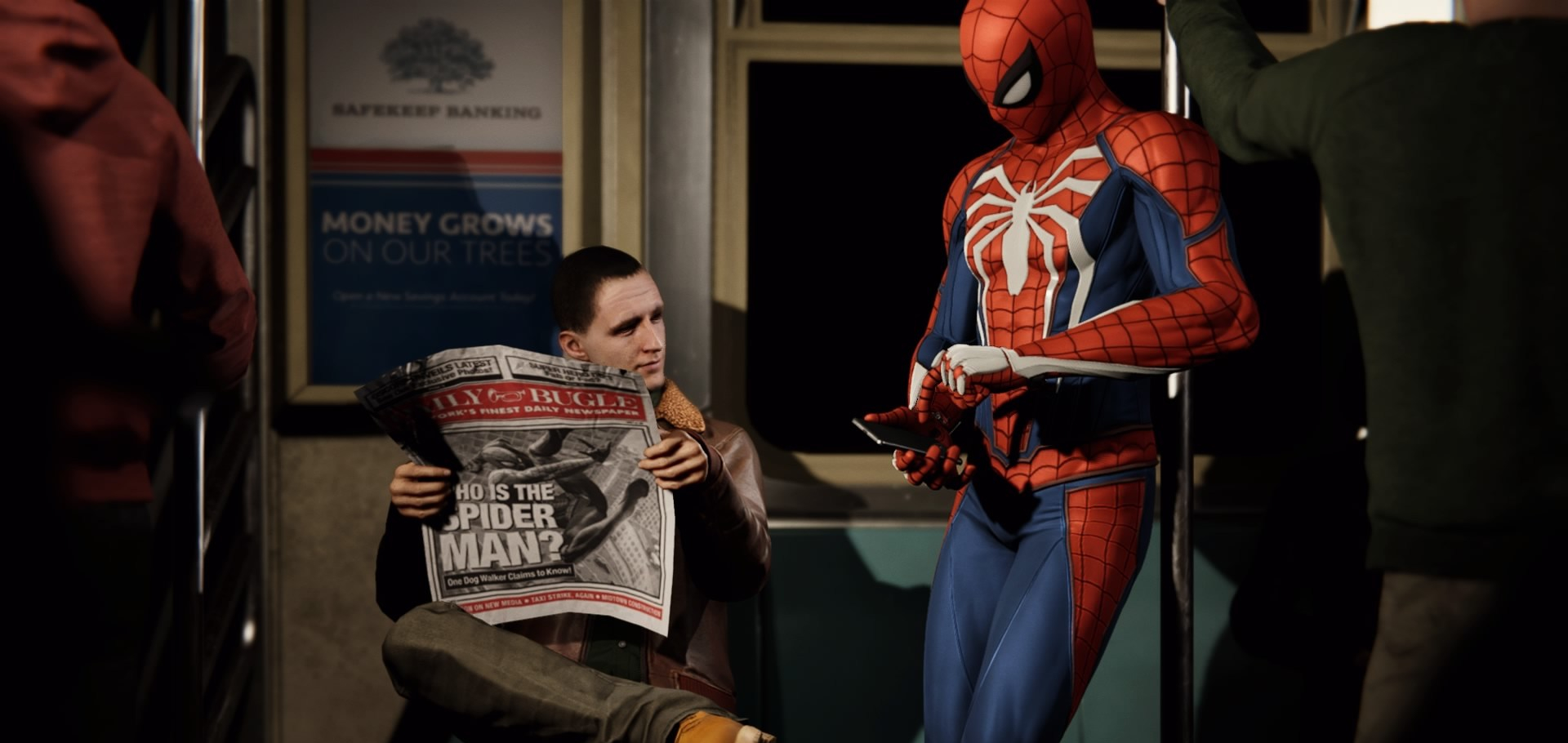 Review - Spider-Man (PS4)