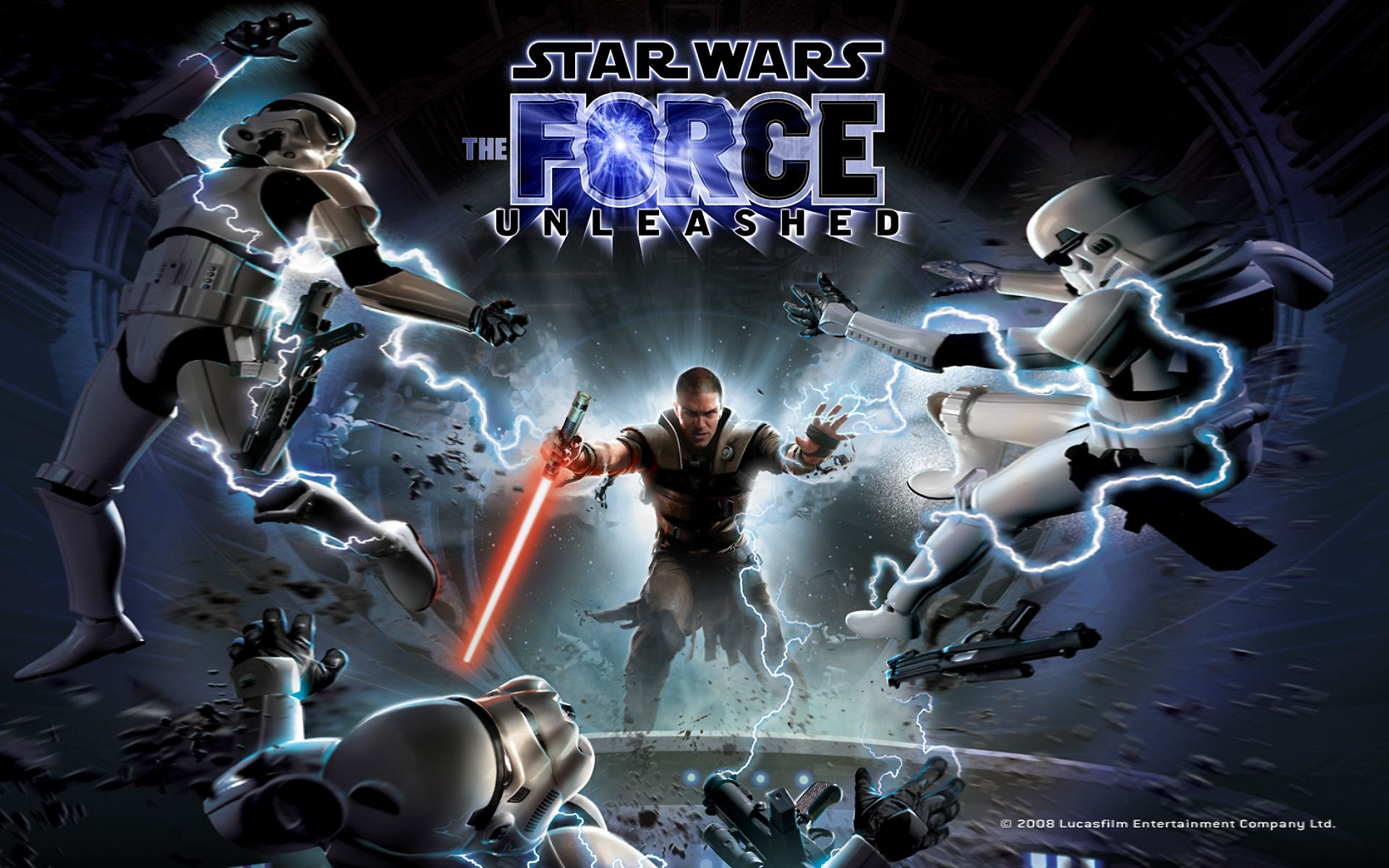 Star Wars The Force Unleashed, A Ten Year Reunion