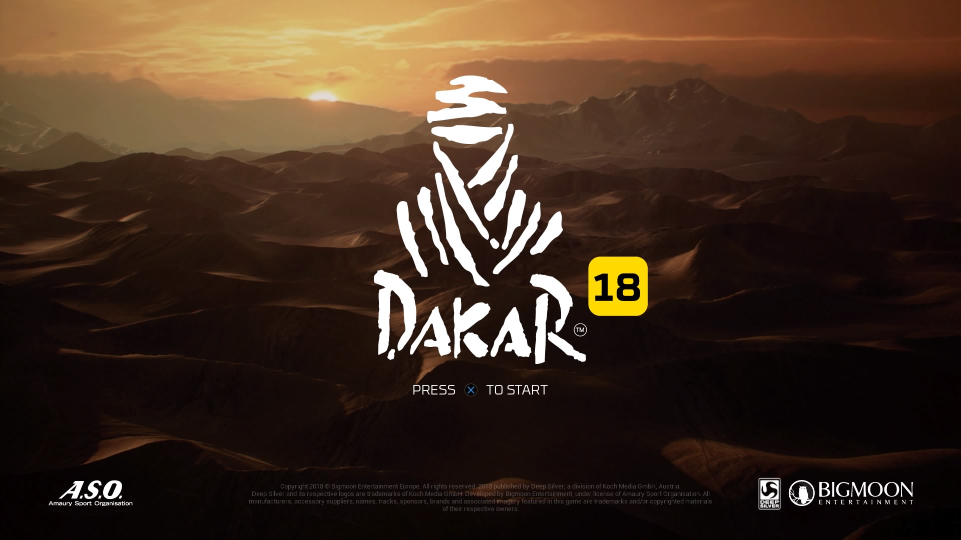 Review - Dakar 18 (PS4)