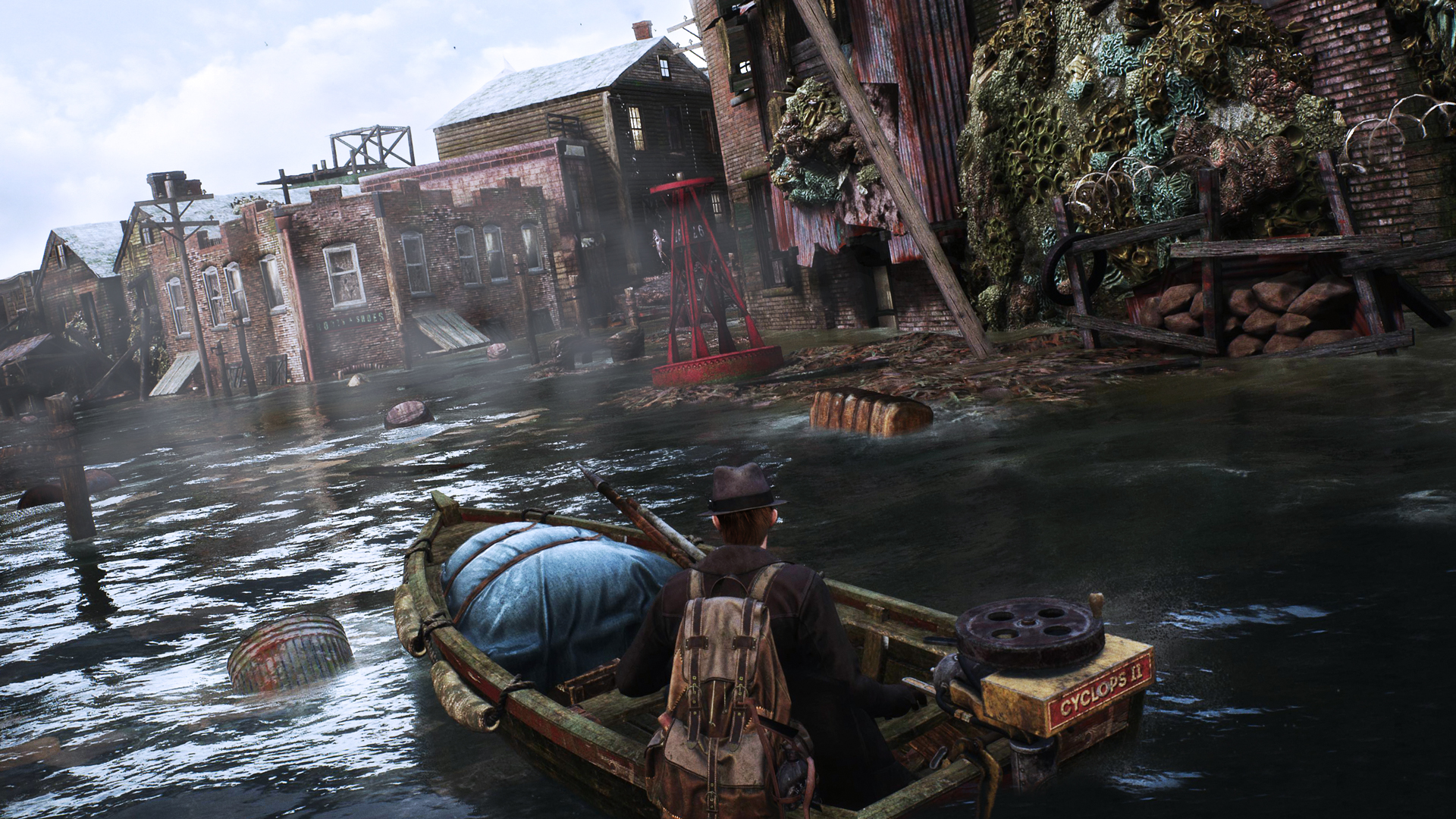 What We Want from The Sinking City