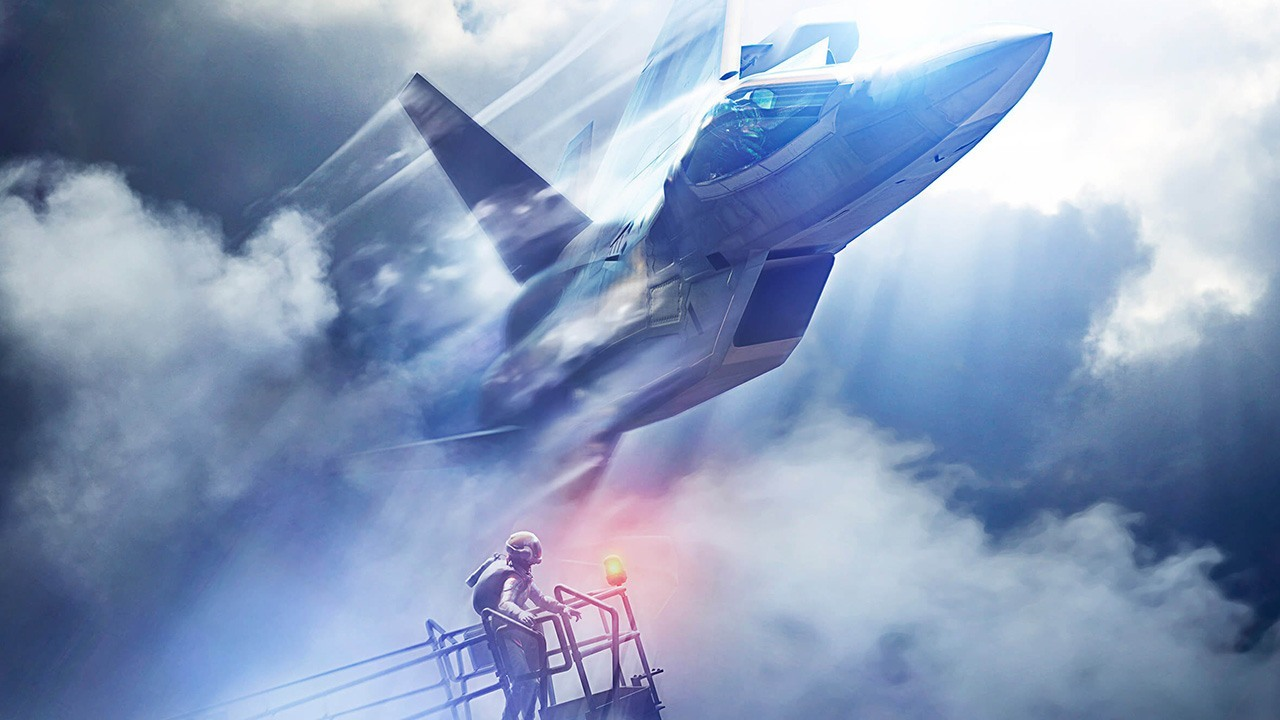 BGS Hands-on - Ace Combat 7: Skies Unknown (PS4)