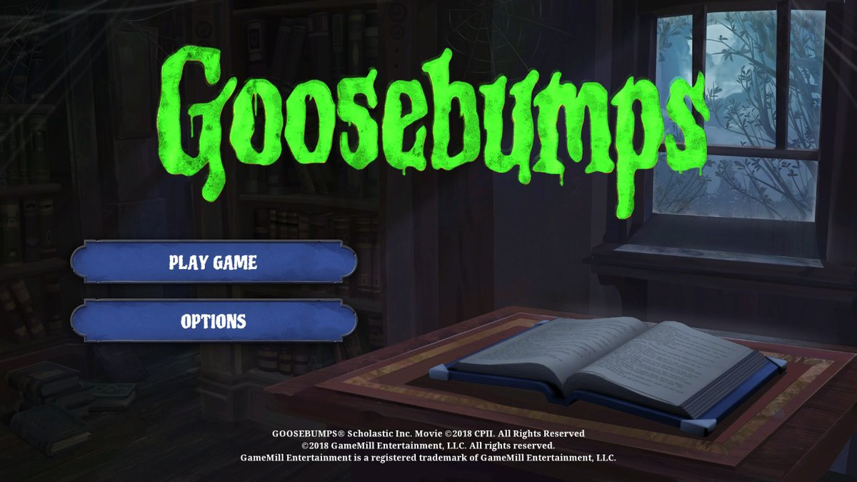 Review - Goosebumps: The Game (Switch)