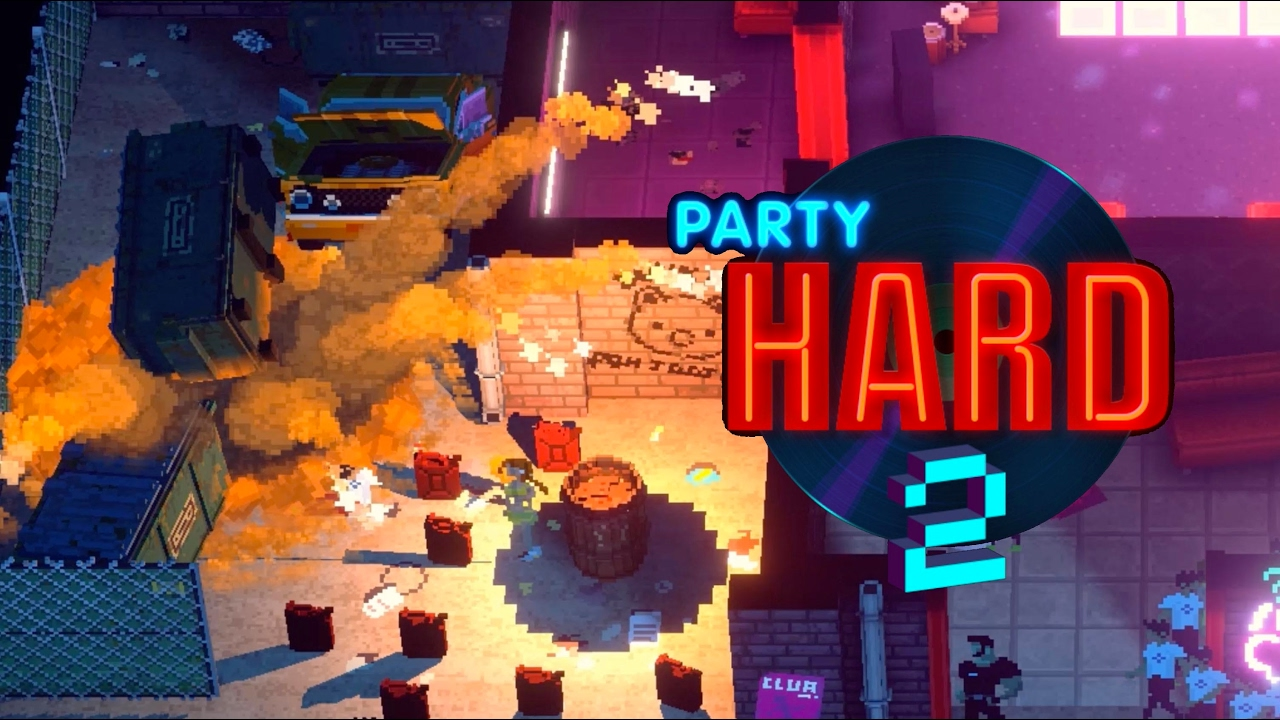 Review - Party Hard 2 (PC)