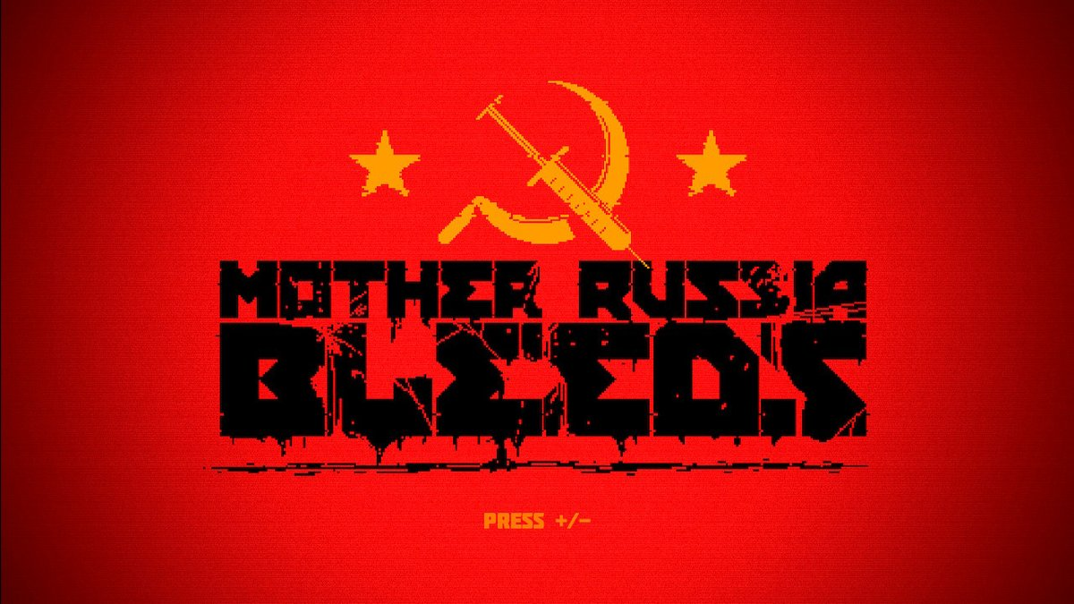 Review - Mother Russia Bleeds (Switch)