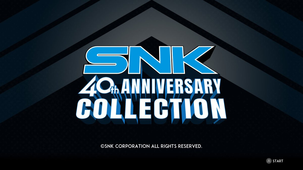 Review - SNK 40th Anniversary Collection (Switch)