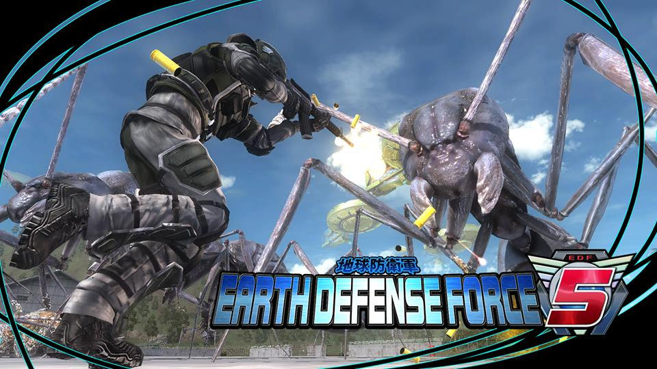 Review - Earth Defense Force 5 (PS4)