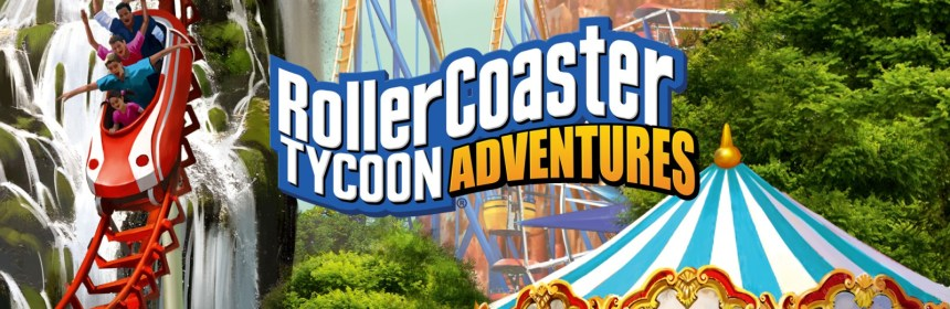 RollerCoaster Tycoon Adventures Archives - WayTooManyGames