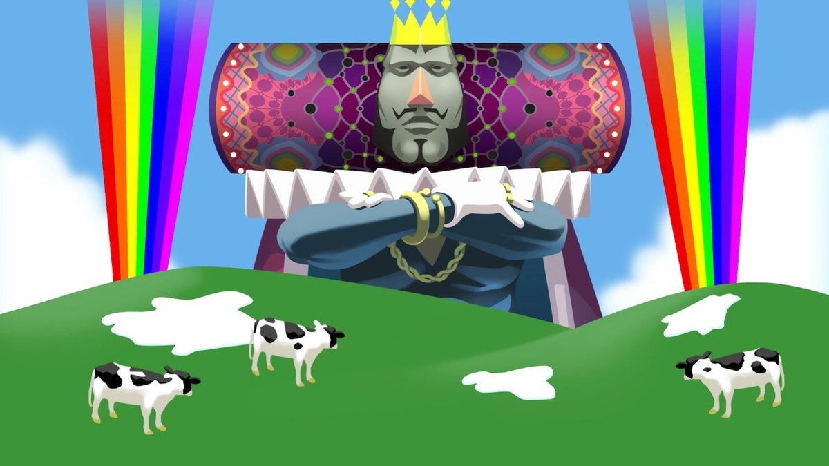Review - Katamari Damacy Reroll (Switch)