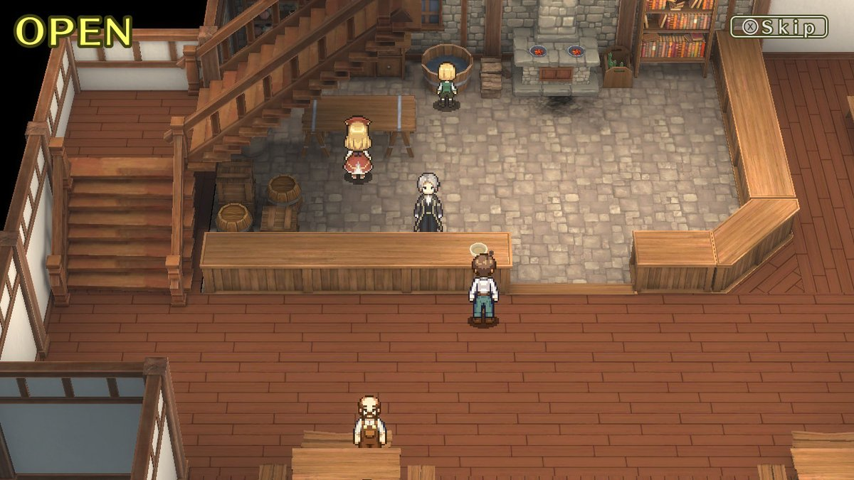 Review - Marenian Tavern Story: Patty and the Hungry God (Switch)