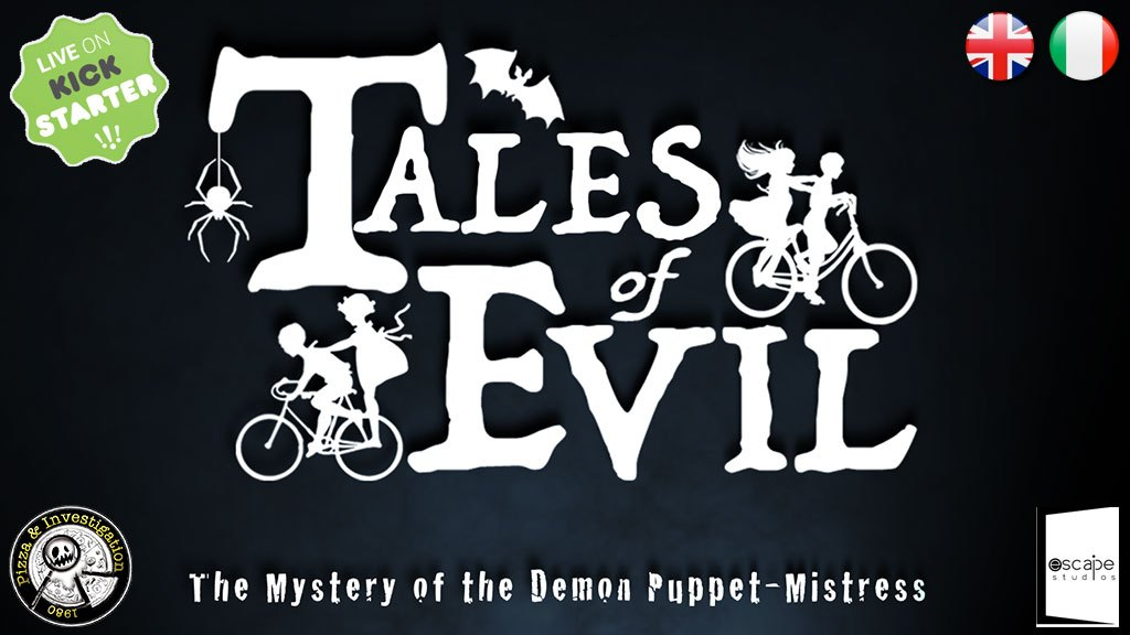 Interview with Tales of Evil Designer, Antonio Ferrara
