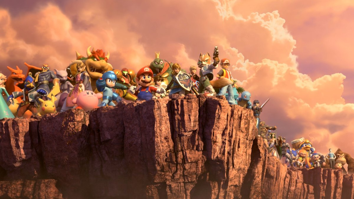 Review - Super Smash Bros Ultimate (Switch)