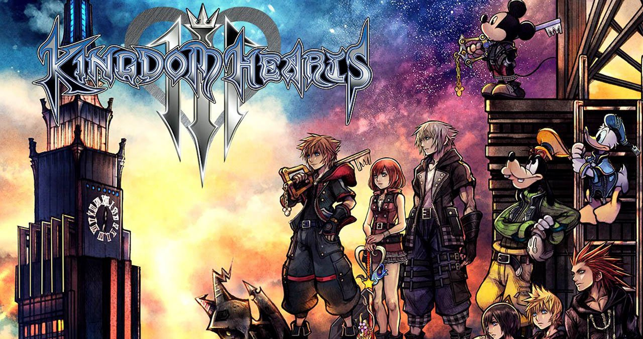Review - Kingdom Hearts 3