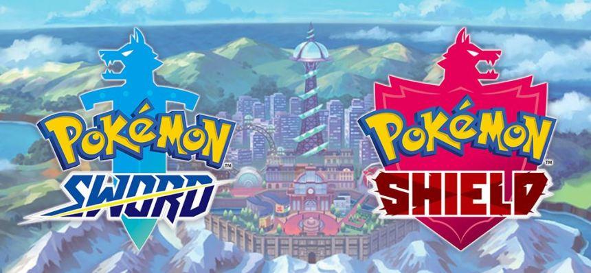 Pokemon Sword and Shield Logo