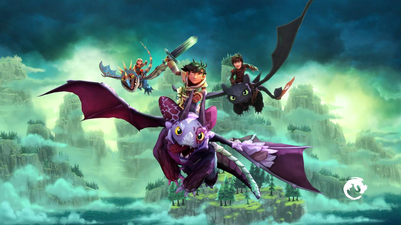 Review - Dragons: Dawn of New Riders
