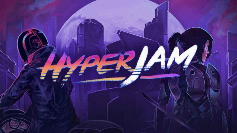 Review - Hyper Jam