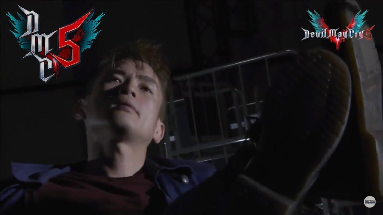 News - Devil May Cry 5 Pre-Viz Live-Action Cutscenes' Trailer