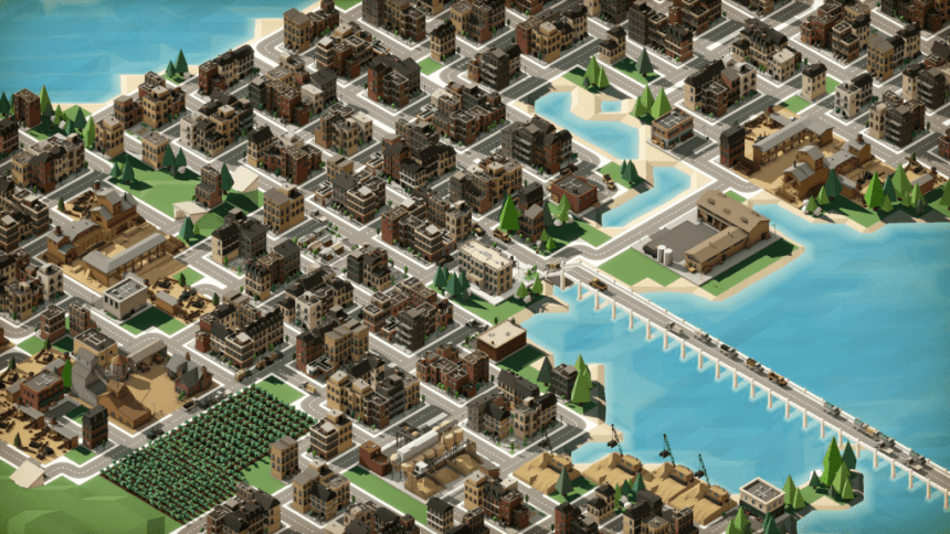 Growing-City