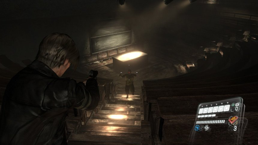 Review Resident Evil 6 Switch Waytoomanygames