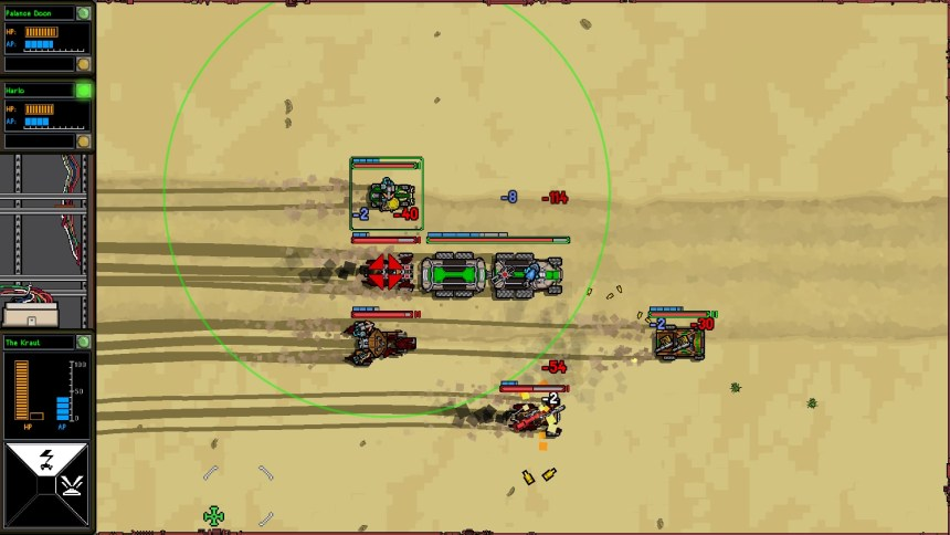 Convoy: A Tactical Roguelike_20200428113021