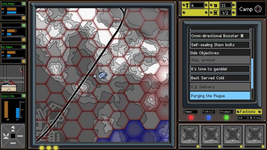 Convoy: A Tactical Roguelike_20200428115716
