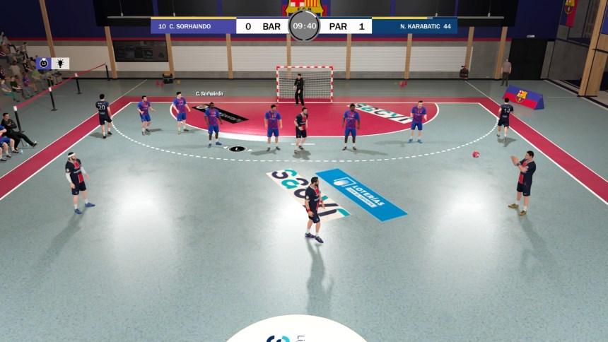 Review - Handball 21 (PS4)