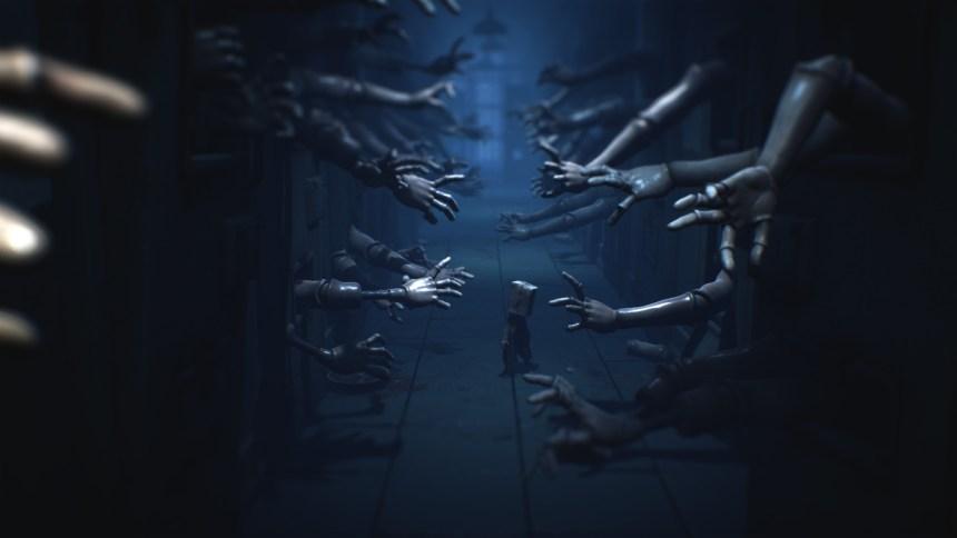 Little Nightmares Hands