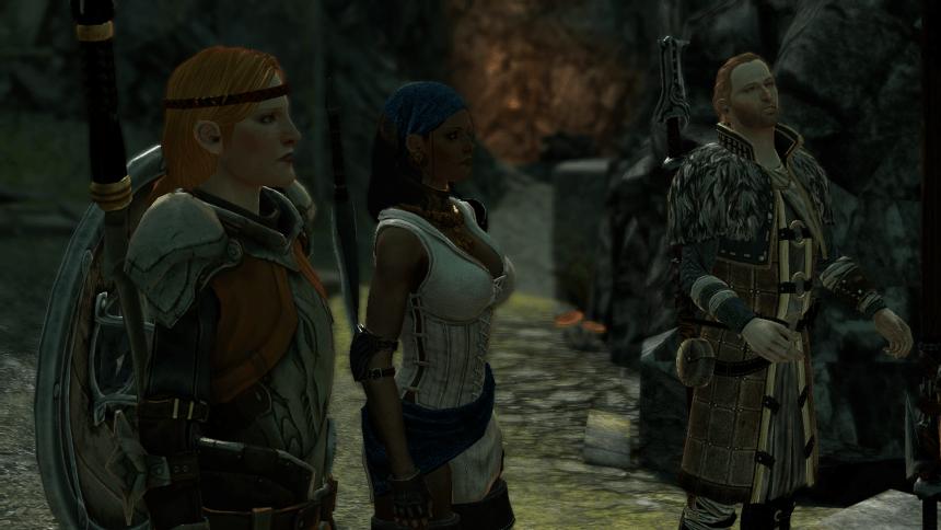 Dragon Age II Companions