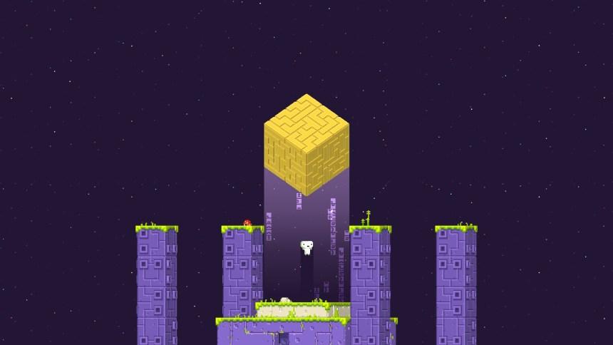 Fez Cube