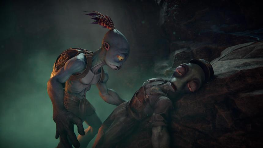 Oddworld: Soulstorm Cutscenes
