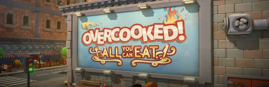 Overcooked! Cover Image