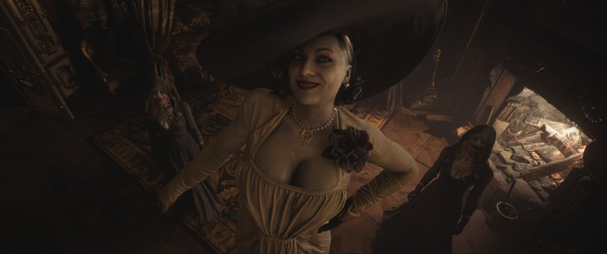 Village Lady Dimitrescu