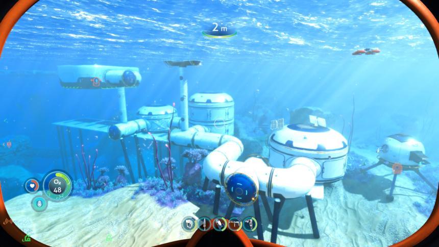 Subnautica: Below Zero Habitat