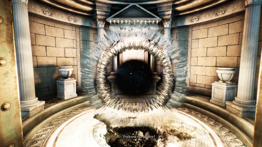 The Forgotten City Portal