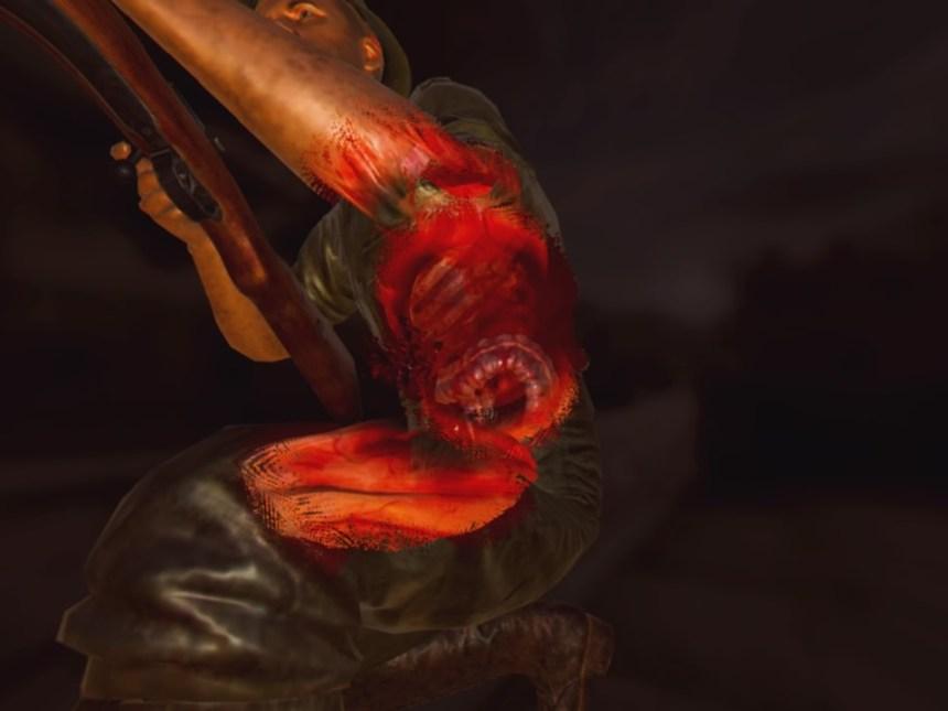 Sniper Elite VR Killcam