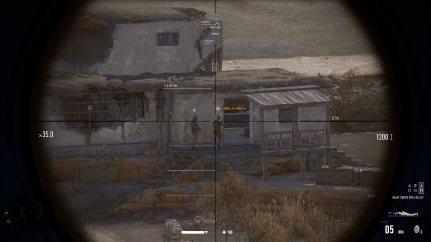 Sniper: Ghost Warrior Contracts 2 Long Shot