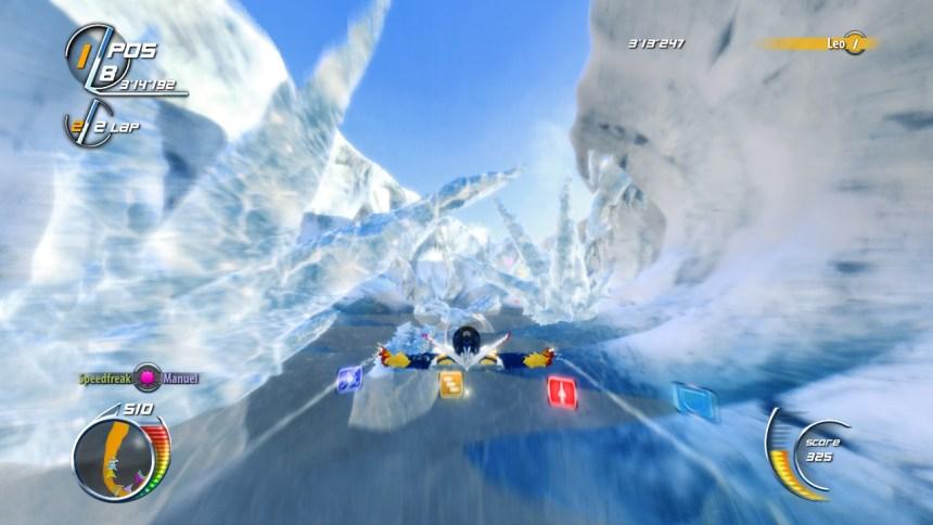 Skydrift Infinity Blur