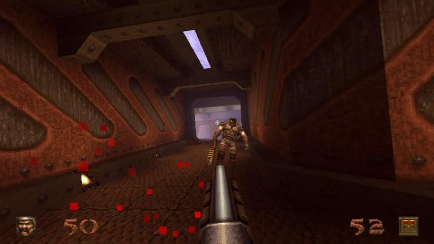 Quake Blood