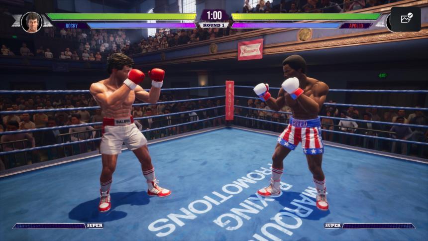 Creed Champions Rocky vs Apollo