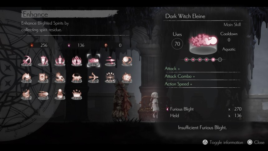 Ender Lilies Enhance Spirits