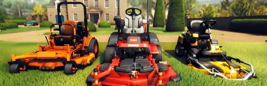 Lawn Mower Simulator Cover